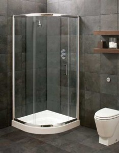 Merlyn Series 5 Single Door Quadrant Shower Enclosure