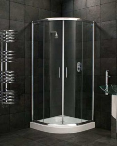 Merlyn Series 5 Plus Quadrant Shower Enclosure.