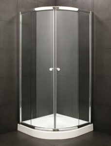 Black Box Quadrant Shower Enclosure